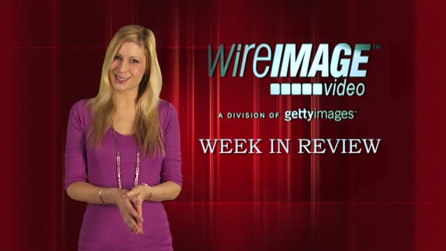 the wireimage entertainment report week in review 5/20/2010 - mike myers actor stock videos & royalty-free footage