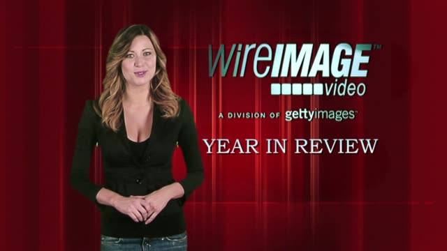 the wireimage entertainment report - year in review - festivals - リドリー・スコット点の映像素材/bロール