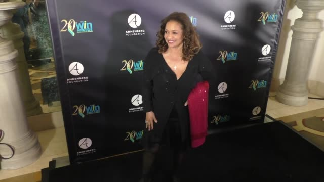 clean the women's image network awards at montage beverly hills on february 22 2019 in beverly hills california - debbie allen stock videos & royalty-free footage