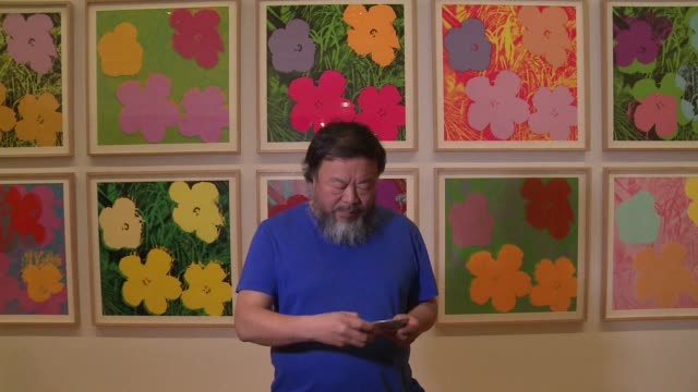 The world first exhibition Andy Warhol Ai Weiwei with more than 300 works including rare and never seen before pieces by Warhol and new commissions...