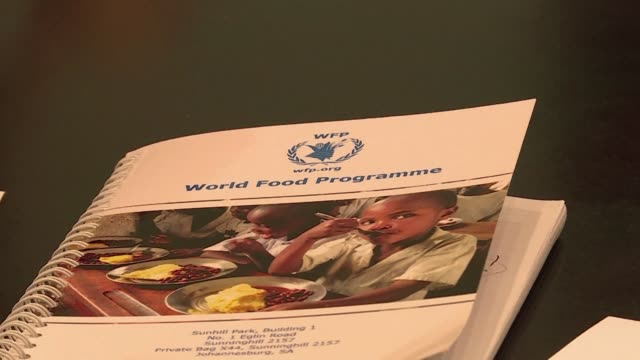 The World Food Programme the foodassistance branch of the United Nations held a conference in South Africa to discuss the situation in DR Congo where...