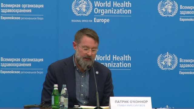 the world health organisation warns belarus of its soft approach to containing the spread of the novel coronavirus - belarus stock videos & royalty-free footage