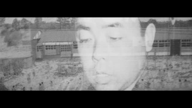the world of kiyoshi yamashita vol1/kiyoshi yamashita dies, a display of his work, his work and people, yahata institution for the mentally... - kunst, kultur und unterhaltung stock-videos und b-roll-filmmaterial