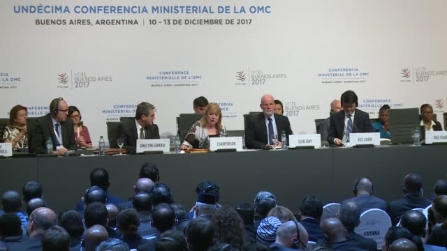 The World Trade Organization conclude a ministerial meeting with nothing significant to boast a meager outcome for its first gathering in the Donald...