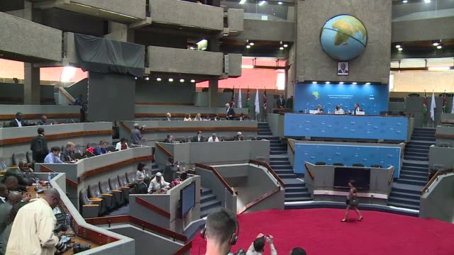 The World Trade Organization ministerial meeting gets underway in Nairobi with member countries deeply divided