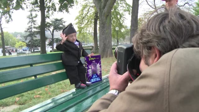 the world's shortest man who could walk as verified by guinness world records died on friday at a hospital in nepal - verification stock videos & royalty-free footage