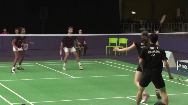 The worlds star badminton players descend on Rio de Janeiro for the Brasil Open at the Riocentro centre a test event ahead of next years Summer Games