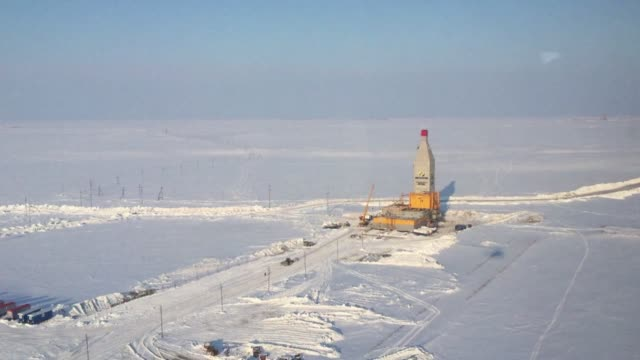 The Yamal Peninsula in the Russian Arctic is home to one of the most ambitious gas projects in the world