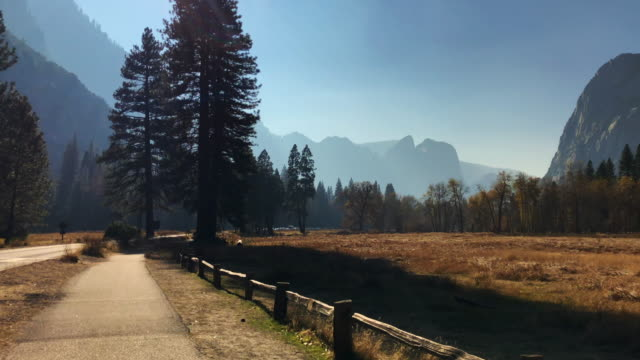 the yosemite valley. - mariposa county stock videos and b-roll footage