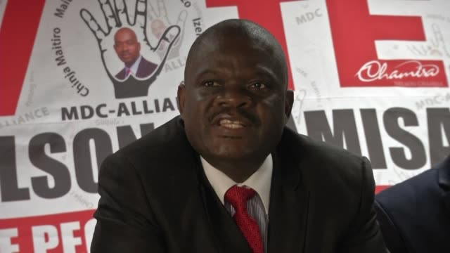 The Zimbabwean opposition party Movement for Democratic Change blames unrests in the country on President Emmerson Mnangagwa and says five MPs of the...