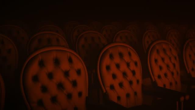 theater - biosalong bildbanksvideor och videomaterial från bakom kulisserna