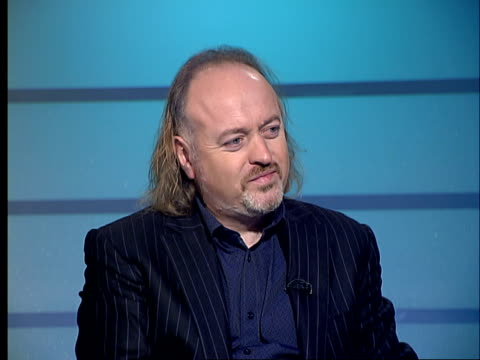bill bailey interview england london gir int bill bailey interview sot discusses role in west end production of harold pinter short plays and sketches - harold pinter stock videos and b-roll footage