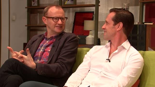 Mark Gatiss stars in revival of The Boys in the Band Gatiss interview SOT Hallard interview SOT Gatiss interview SOT