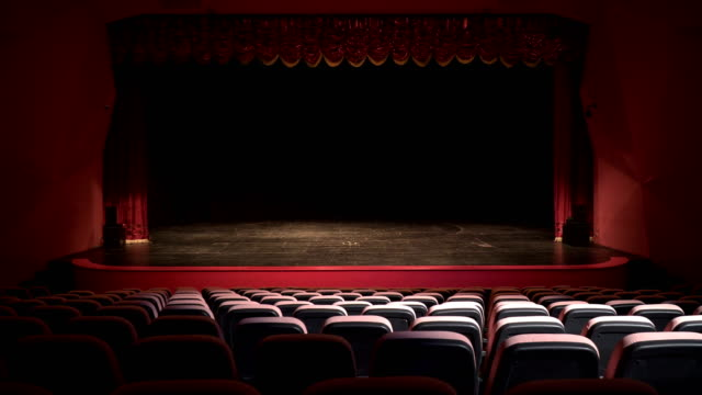 theatre, opera, concert, conference center - backstage stock videos & royalty-free footage