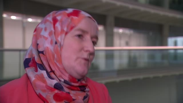 Play about antiSemitism becomes target of antiSemitic abuse ENGLAND London INT Julie Siddiqi interview SOT Stephen Laughton interview SOT Actors...