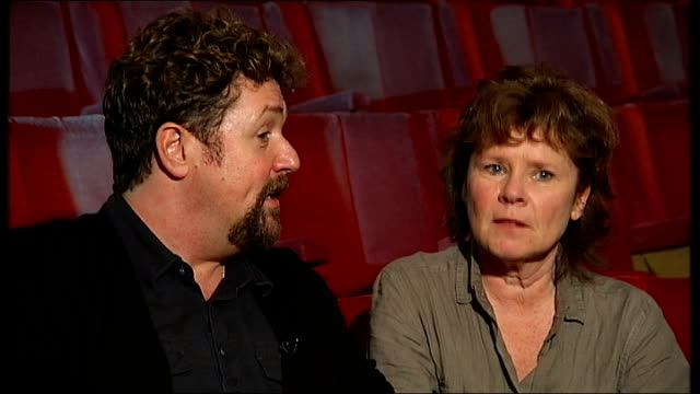 Sweeney Todd production previews in London Ball and Staunton interview SOT