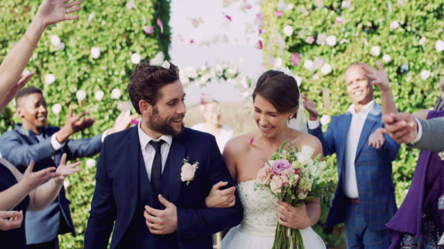 their love has everyone's blessing - wedding reception stock videos & royalty-free footage