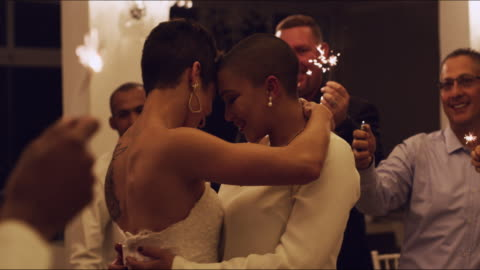their love sparkles so bright - husband stock videos & royalty-free footage