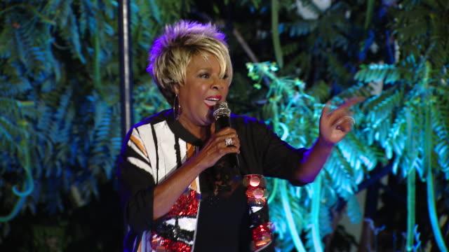 "performance thelma houston at the farrah fawcett foundation's ""texmex fiesta"" in los angeles ca - farrah fawcett stock videos and b-roll footage"