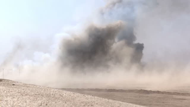 There are unconfirmed claims tonight that Iraqi forces are within three miles of reaching Iraq's second city Mosul which they want to rid of Islamic...