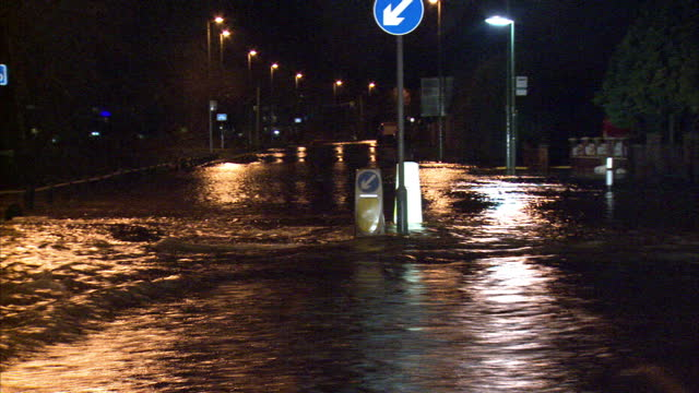 There are warnings of further flooding along the Thames where some homes are already under water after the river burst its banks Water levels are...