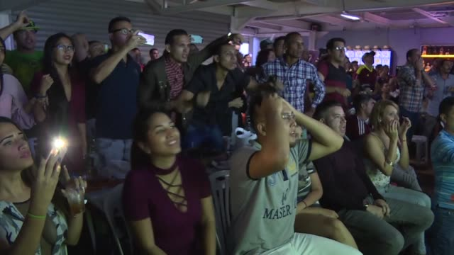 There was disappointment mixed with pride in Caracas on Sunday as Venezuela's Vinotinto lost 10 to England in the final of the Under 20 World Cup