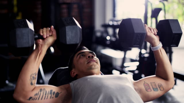 there's absolutely no excuse not to workout - lying down stock videos & royalty-free footage