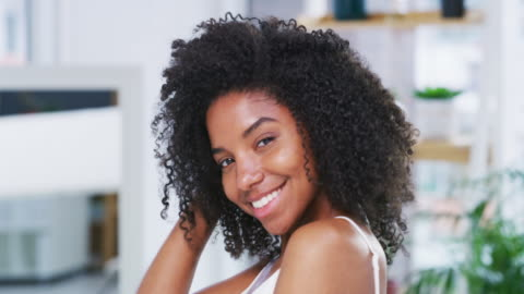 there's nothing more beautiful than a natural woman - smooth stock videos & royalty-free footage
