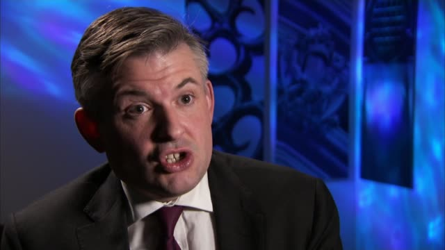 Theresa May apologises for cancelled operations as new figures reveal strain on NHS London Westminster INT Jon Ashworth MP interview SOT