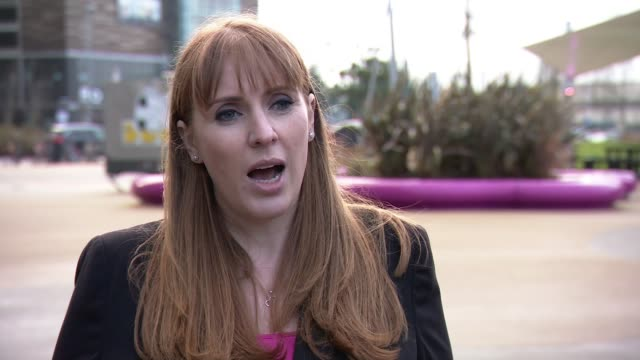 Theresa May launches review into 'expensive' university fees Angela Rayner MP interview SOT