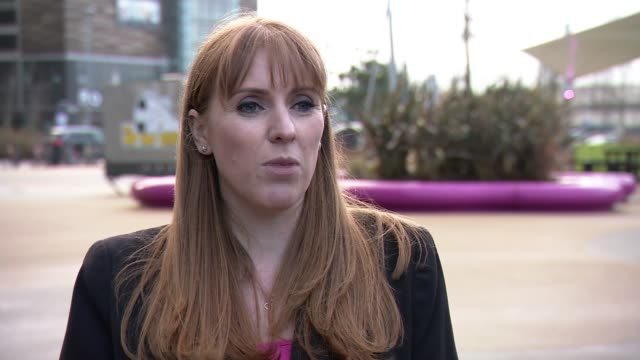 Theresa May launches review into 'expensive' university fees Location unknown Angela Rayner MP interview SOT