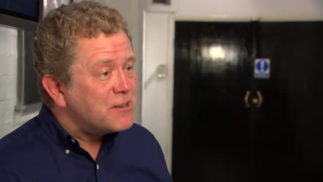 theresa may makes further cabinet appointments london jon culshaw interview sot - jon culshaw stock videos & royalty-free footage