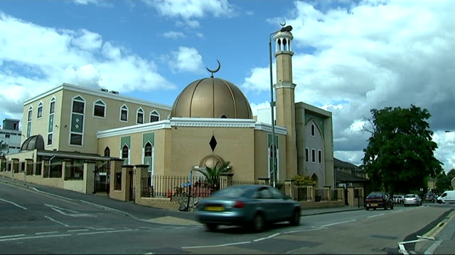 Theresa May pledges new laws to tackle extremism London Islamic Cultural Society ENGLAND London Haringey EXT General view of the London Islamic...