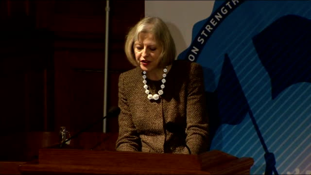 theresa may policy speech theresa may speech continued sot freedom defending liberty against the big state stays relevant / at the heart of public... - monopoly chance stock videos & royalty-free footage
