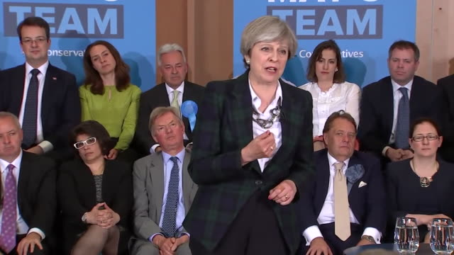 """theresa may saying """"school funding is at record levels"""", but that """"what matters in education is not just the funding, but the results that you see"""" - investment stock videos & royalty-free footage"""