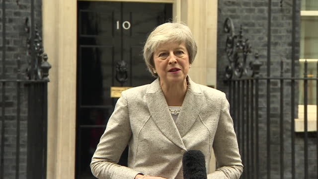 Theresa May saying she has reached a final Brexit agreement with the European Commission and it is now up to the leaders of the 27 other member...