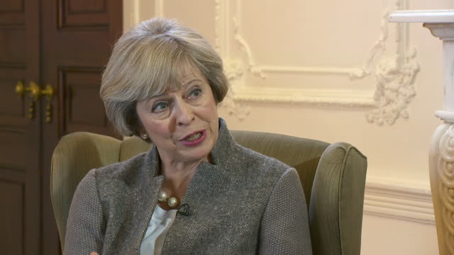 Theresa May saying that Article 50 will not be triggered before the end of the year as it benefits the UK and EU to have a period of preparation