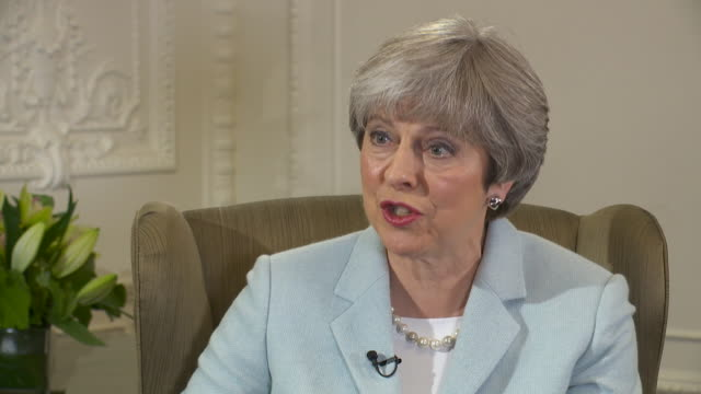 Theresa May saying the government will look into possibly making changes to the parole system after the John Worboys controversy