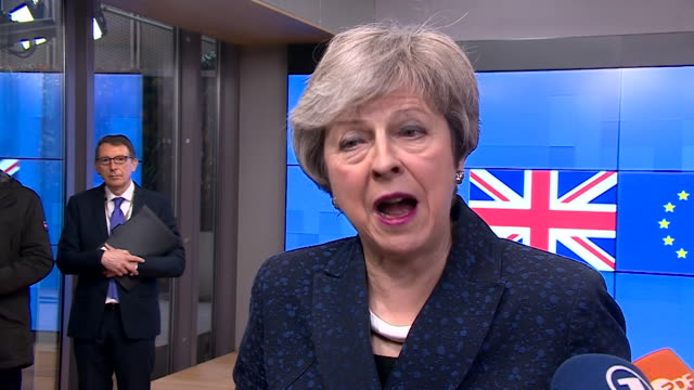 Theresa May says the hell comment Donald Tusk made was 'not helpful and caused widespread dismay in the UK'