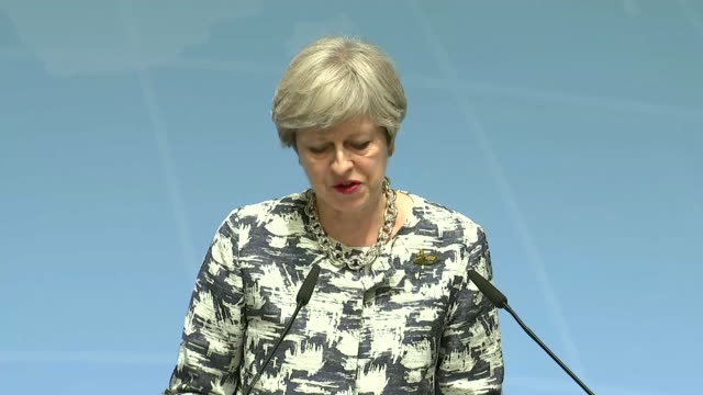 theresa may talks about the uk's policies to tackle the 'abhorrent crime' of modern slavery in the uk and abroad - slavery stock videos and b-roll footage