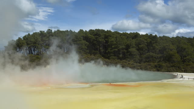 thermal pool - thermal pool stock videos & royalty-free footage