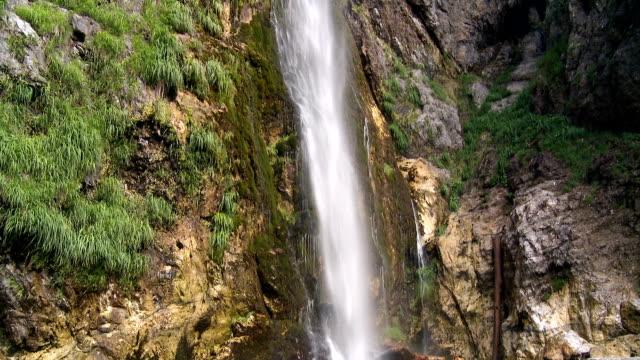 Theti Waterfall Slow Motion