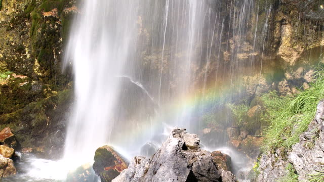 Theti Waterfall