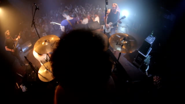 they bring the noise - drummer stock videos & royalty-free footage