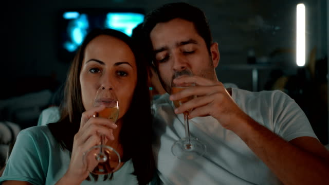 They drink in the name of love