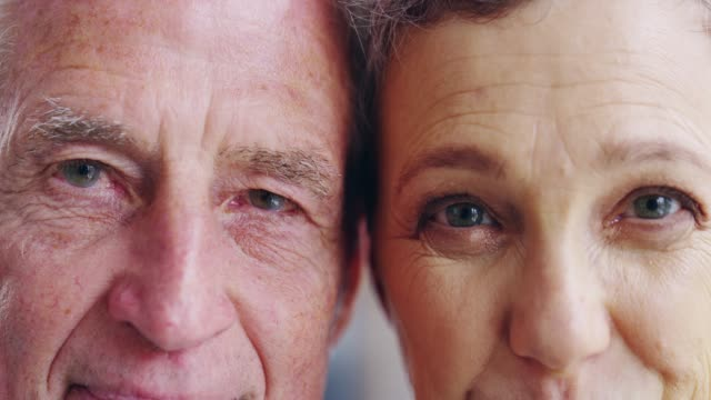 they grew closer over the years - senior couple stock videos & royalty-free footage