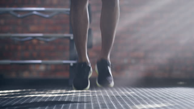 they say skipping rope is the best whole body workout - rope stock videos & royalty-free footage