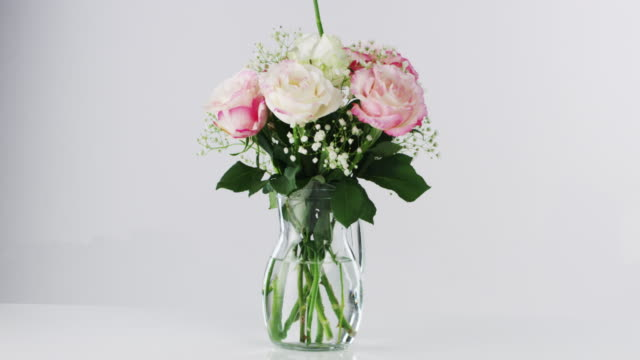 they smell as good as they look - bouquet stock videos & royalty-free footage