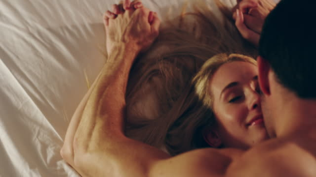 they've got the secret to having great sex - couple relationship videos stock videos & royalty-free footage