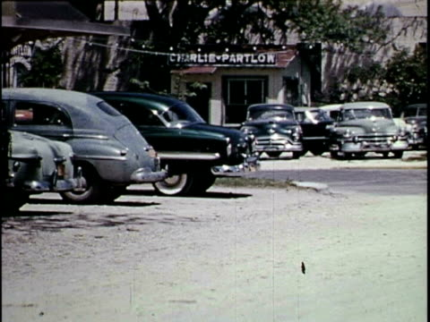 thief steals car, removes identifying info, and sells it - 1953 stock videos and b-roll footage